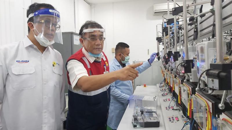 Photo of Begini Cara PLN Menjaga Kualitas Instalasi dan Peralatan Kelistrikan