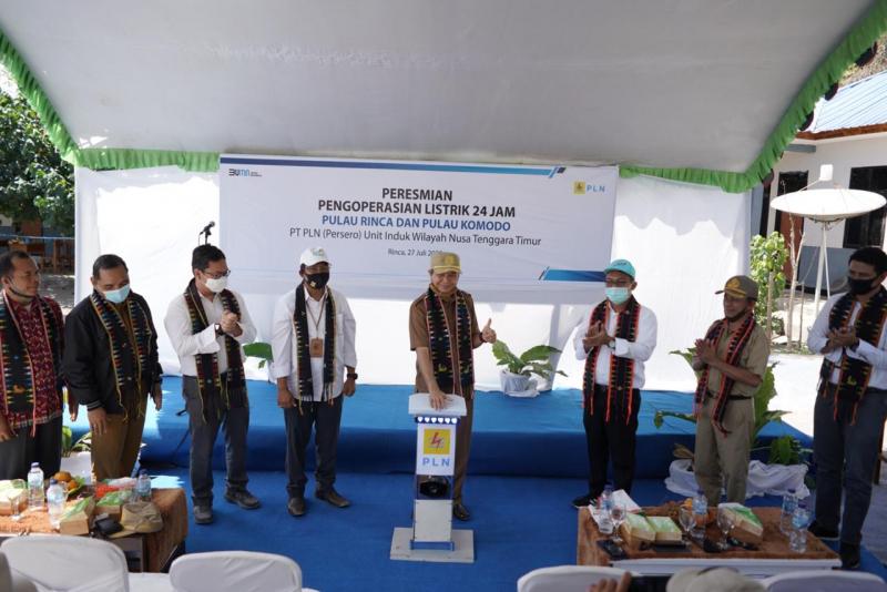 Photo of Warga Pulau Rinca dan Komodo Kini Sudah Menikmati Setrum Selama 24 Jam