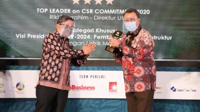 Photo of Maju Bersama Masyarakat, GeoDipa Raih 3 Penghargaan Bidang CSR