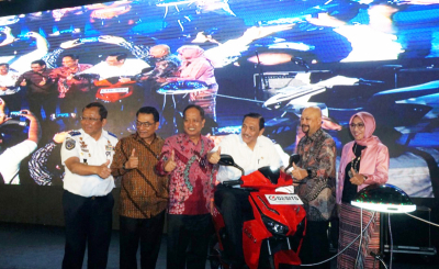 Photo of Meriahnya Kegiatan Indonesia Electric Motorshow 2019