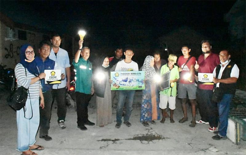 100 Unit LTSHE Dibagikan di Lokasi Pengungsian Korban Gempa Sulteng