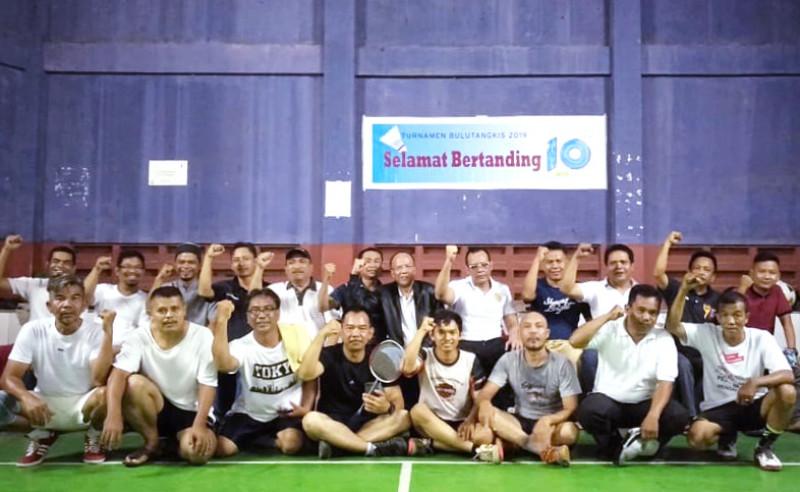 10th Listrik Indonesia: Gelar Invitasi Bulu Tangkis Bersama Komunitas Kedoya dan Kebun Jeruk