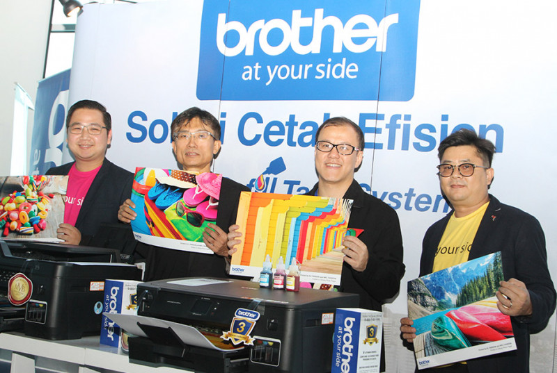 2018, Brother Luncurkan Dua Produk Teranyar