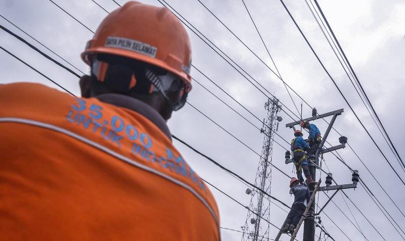 2019 Pasokan Listrik Tambah 4.200 MW