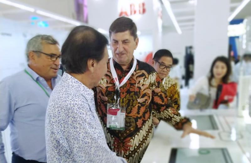 ABB Berkomitmen Memperkuat Pasar Indonesia