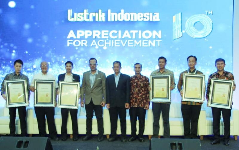 Achievement Listrik Indonesia: Andil Membangun Industri Kelistrikan