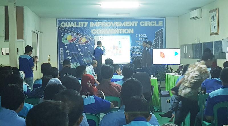Adyawinsa: Tingkatkan Kompetensi Melalui QCC