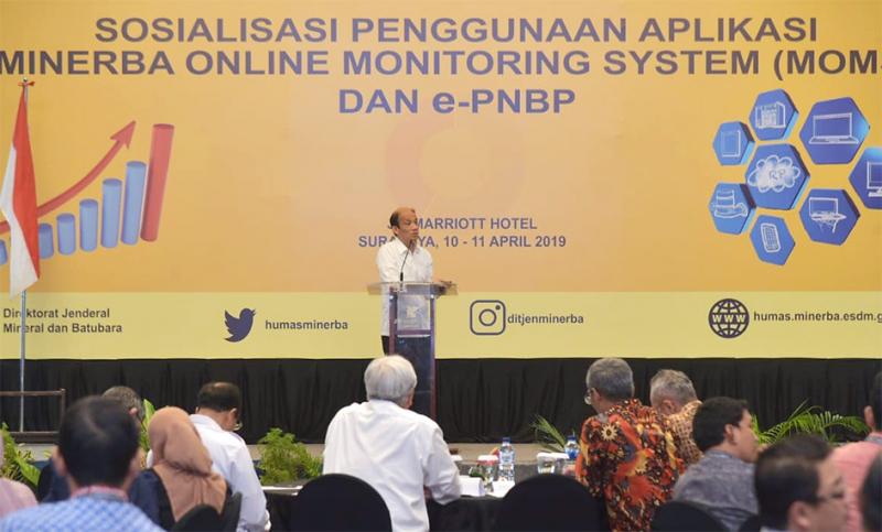 Agar Transparan dan Akuntabel, Wamen ESDM: Tata Kelola Tambang Harus Online System