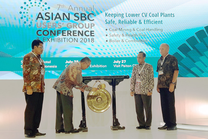 Annual ASIAN SBC USERS GROUP CONFERENCE & EXHIBITION 2018 Resmi Dirilis
