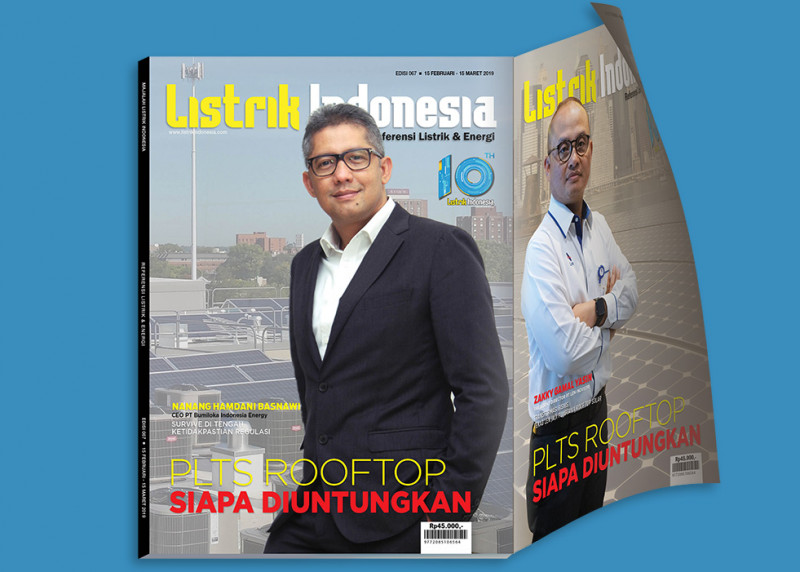 BACA SEGERA MAJALAH LISTRIK INDONESIA EDISI  67!