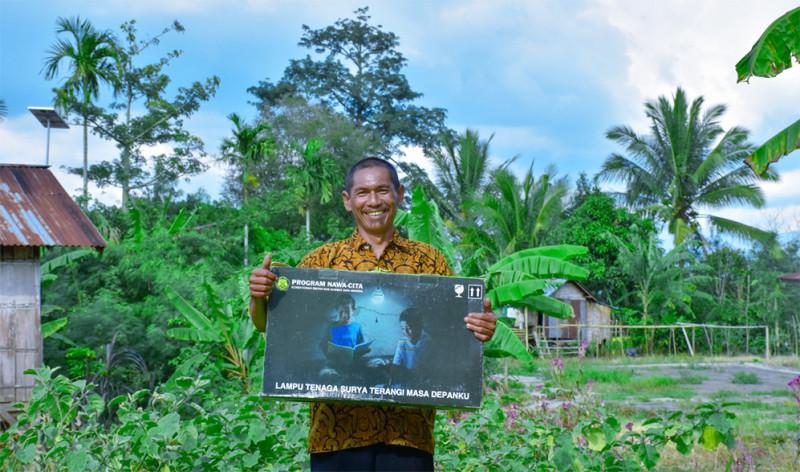 Berikan Akses Energi Warga Daerah 3T, LTSHE Terangi 16 Desa di Bengkulu