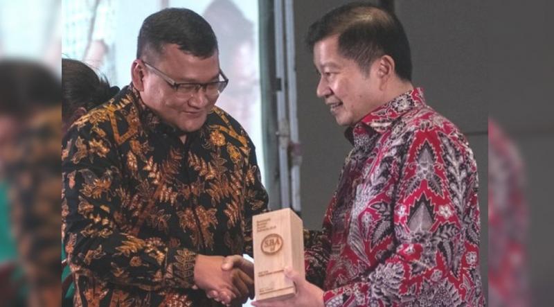 Bisnis Berkelanjutan CPI Raih Penghargaan