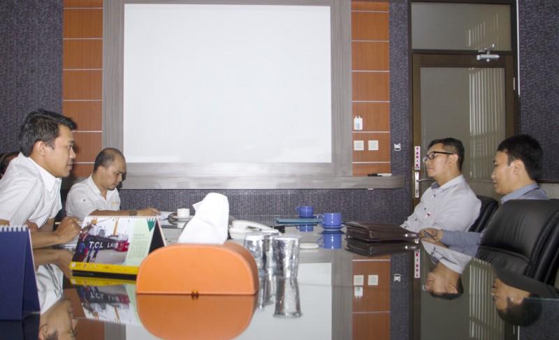 BNI KCU Harmoni Jalin Kerjasama Dengan Listrik Indonesia