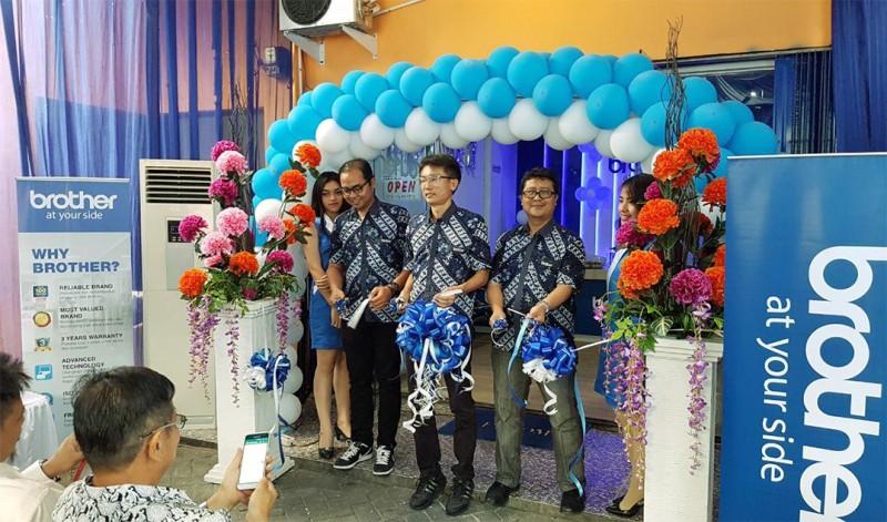 Brother Kembangkan Customer Care di Lampung