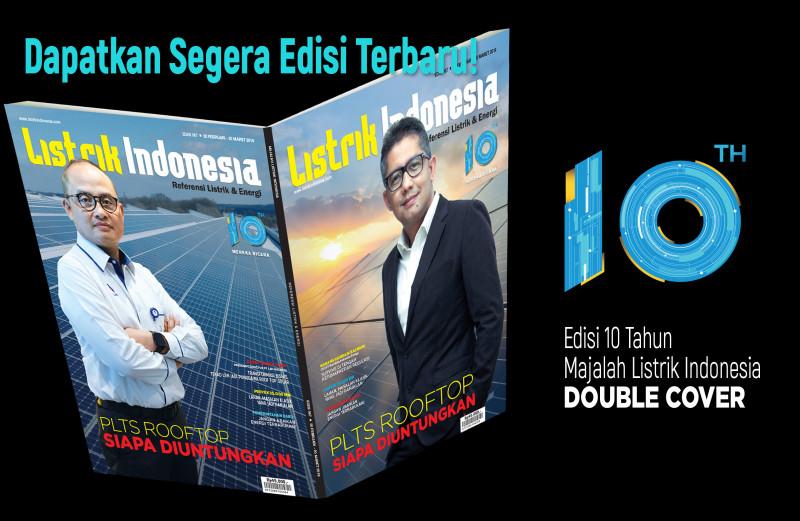 Dapatkan Segera Majalah Listrik Indonesia Edisi 67!