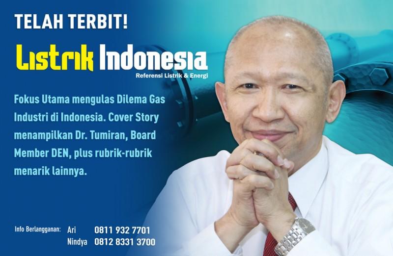 Dapatkan Segera Majalah Listrik Indonesia Terbaru!