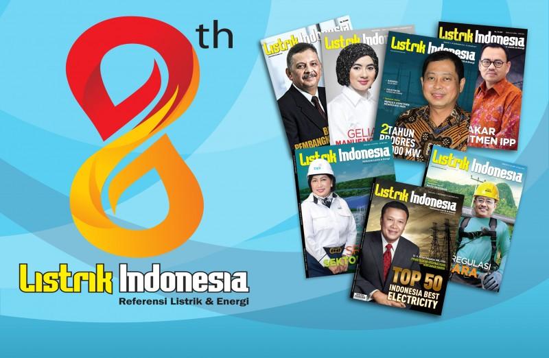 Delapan Tahun Listrik Indonesia Berkarya