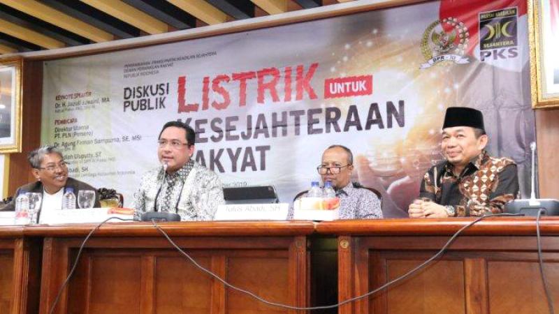 DPR: Soal Listrik, Pemerintah Harus Kreatif dan Inovatif