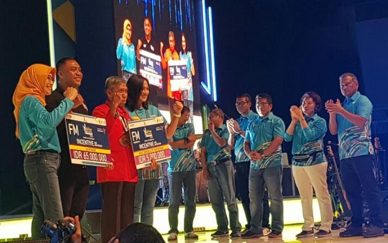 Electric Jakarta Marathon Untuk Bangkitkan Produktivitas