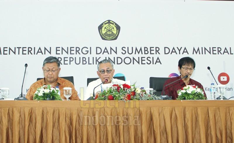 ESDM: 95,15 Persen Rasio Elektrifikasi di 2018