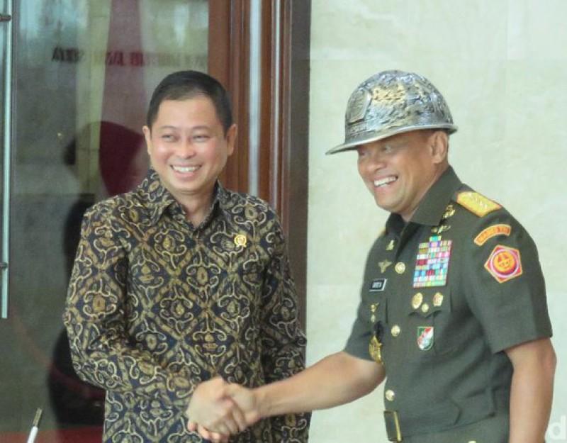 ESDM Gandeng TNI, Lakukan Pengamanan Kegiatan Eksplorasi Sektor Migas