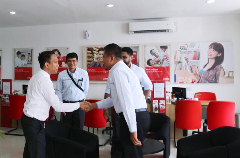 Gelar Event Direct Selling Cara PLN UIW SUMBAR Dekati Pelanggan