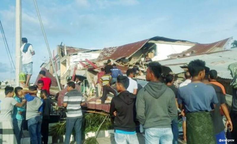 Gempa Aceh, Pertamina: Distribusi BBM dan LPG Normal