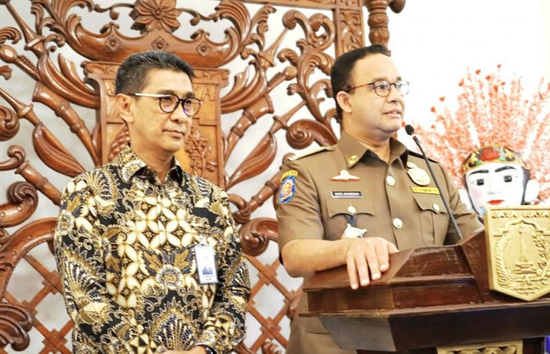 Gubernur Anis Apresiasi Penangan Listrik Jakarta Pasca Blackout