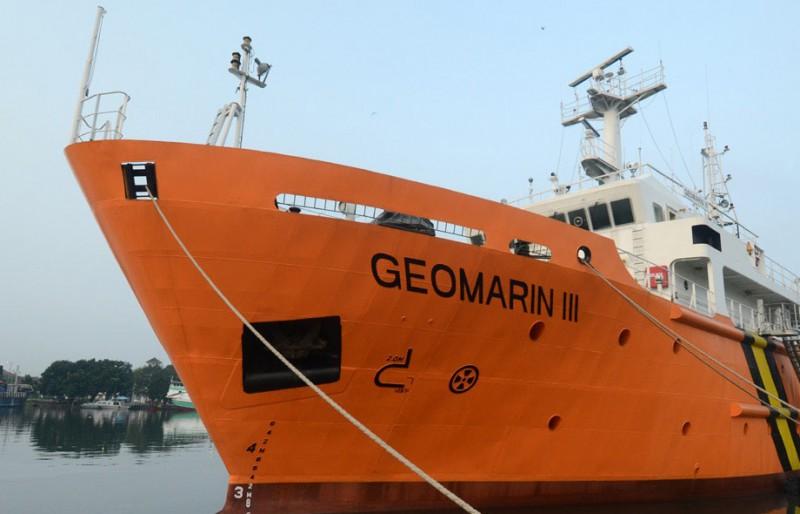 Guna Identifikasi Dasar Laut, Pemerintah Uji Coba Kapal Geomarin III