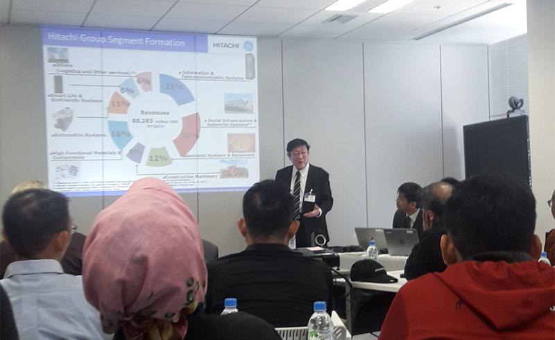 Hitachi-GE Nuclear Energy: Membangun Masa Depan Energi Melalui Manufaktur Andal