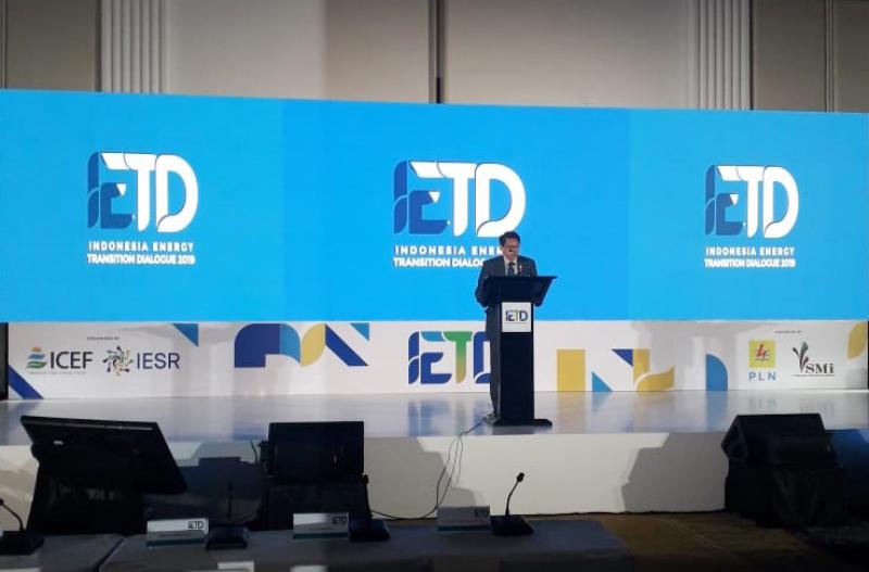IETD 2019, Memetakan Sistem Energi Bersih di Indonesia