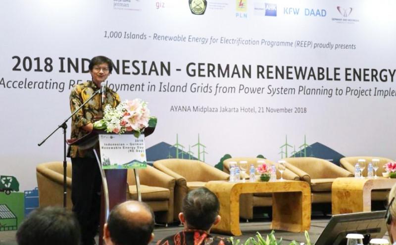 Indonesia - Jerman Kembangkan Energi Terbarukan