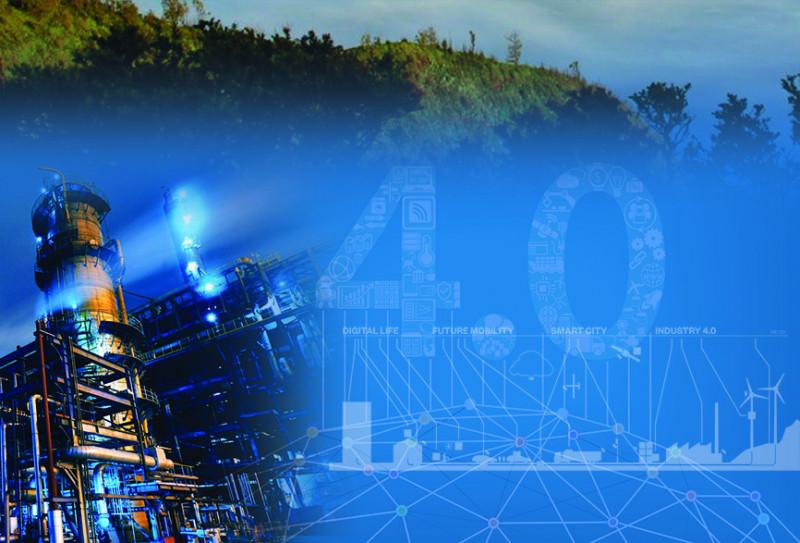 Indonesia Menuju Industri 4.0 yang Lebih Kompetitif