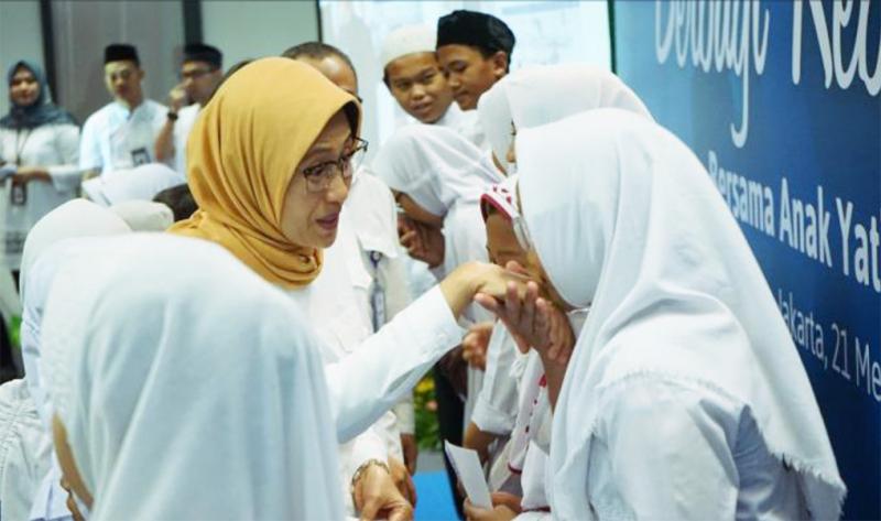 Indonesia Power Berbagi Kebahagiaan Bersama 3.889 Anak Yatim dan Dhuafa