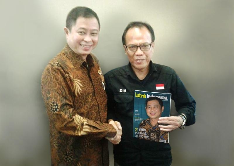 Jadi Cover Listrik Indonesia, Ini Kata Menteri Jonan