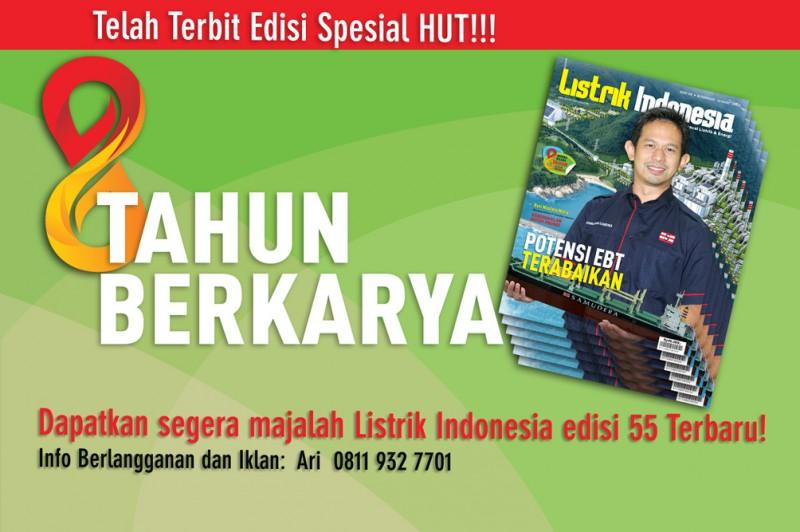 Jangan Ketinggalan! Dapatkan Segera Majalah Listrik Indonesia Terbaru!