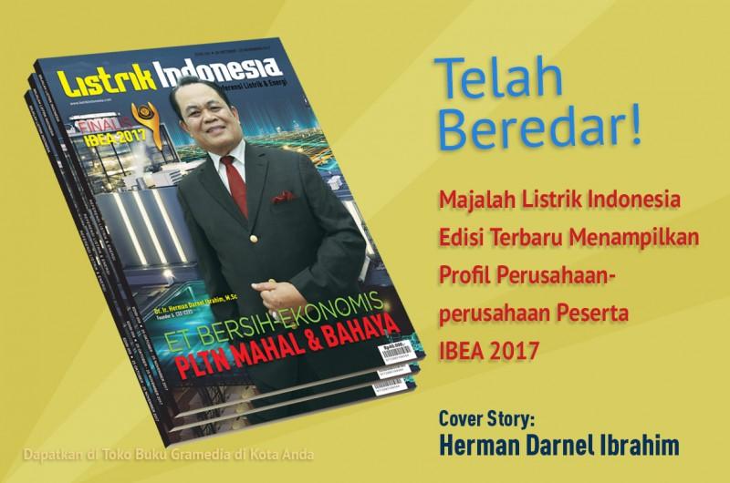 Jangan Lewatkan! Majalah Listrik Indonesia Terbaru Edisi 59