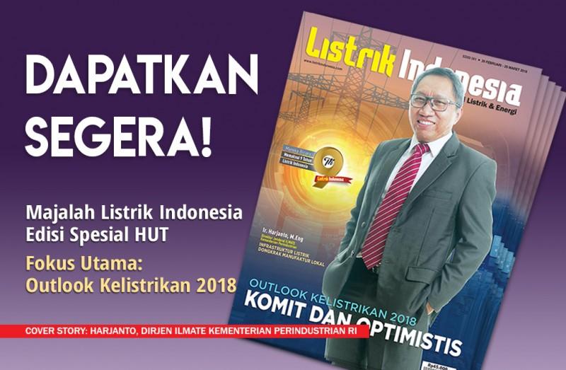 Jangan Sampai Kehabisan! Dapatkan Segera Majalah Listrik Indonesia Edisi Terbaru