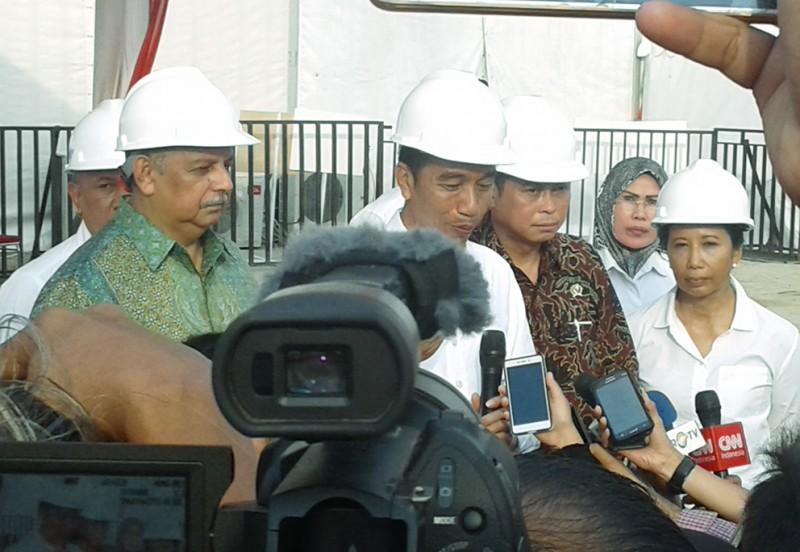 Jokowi Groundbreaking Tiga PLTU 4.000 MW dan Resmikan PLTU 660 MW