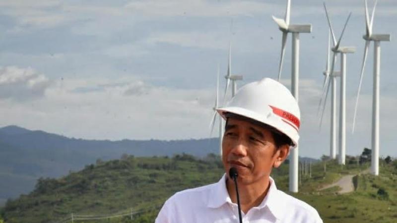 Jokowi Sebut Pengembangan EBT Dalam Musrenbang Nasional 2020