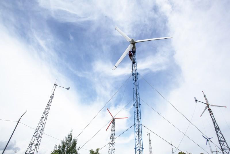 Kembangkan Teknologi Turbin Angin Untuk Pembangkit