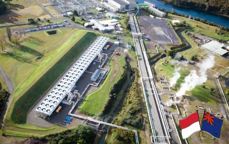Kementerian ESDM Kirim Tim Pelajari Geothermal ke Selandia Baru