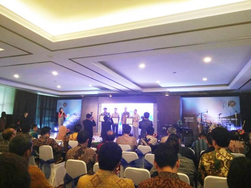 Penghargaan Bagi Mitra Kerja, PT PP Gelar Ajang Apresiasi