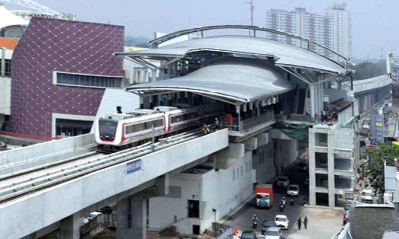Kesiapan Listrik MRT dan LRT Jakarta