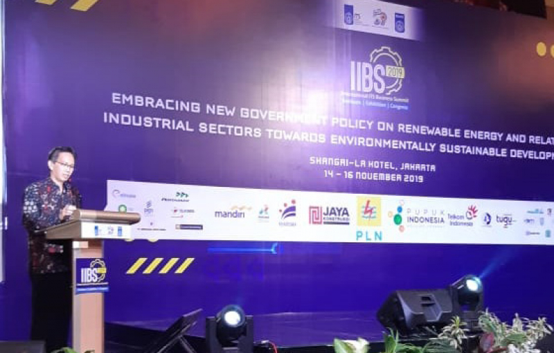 Kolaborasi ITS dan Ikatan Alumni Gelar Business Summit Bahas Isu EBT