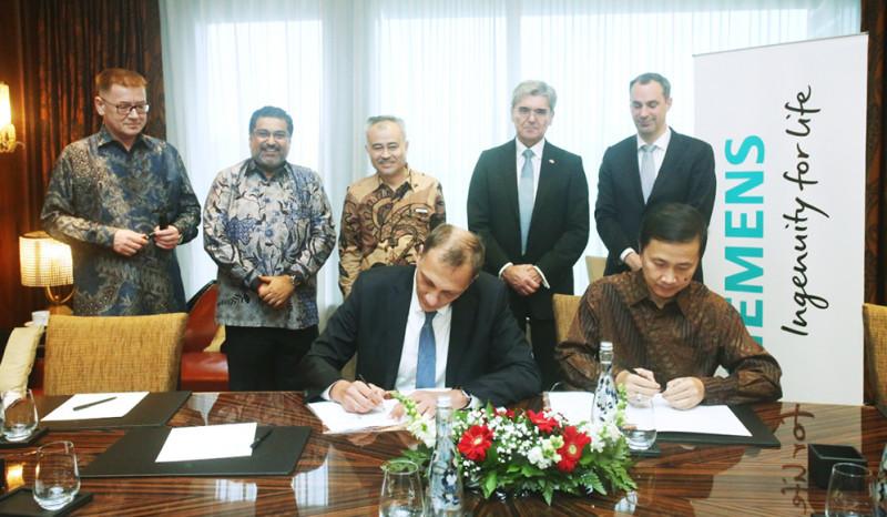 Komitmen Siemens Untuk Masa Depan Indonesia