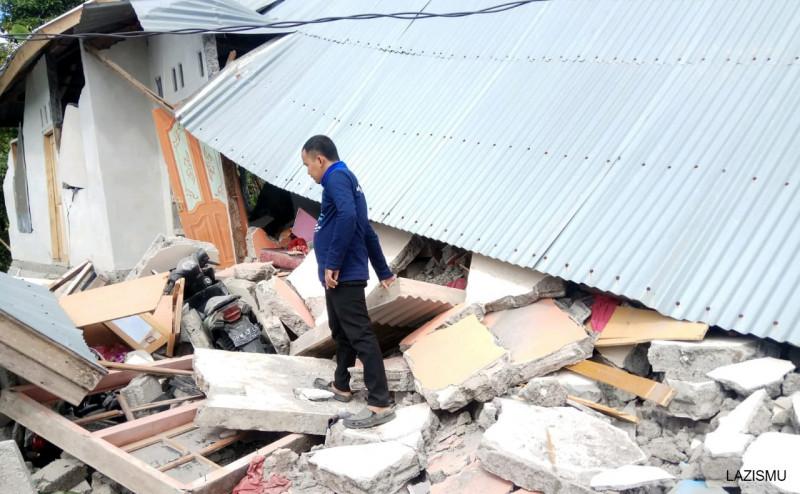 Kondisi Aliran Listrik Pasca Gempa NTB – Bali