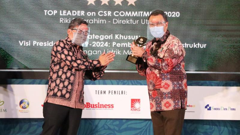 Maju Bersama Masyarakat, GeoDipa Raih 3 Penghargaan Bidang CSR