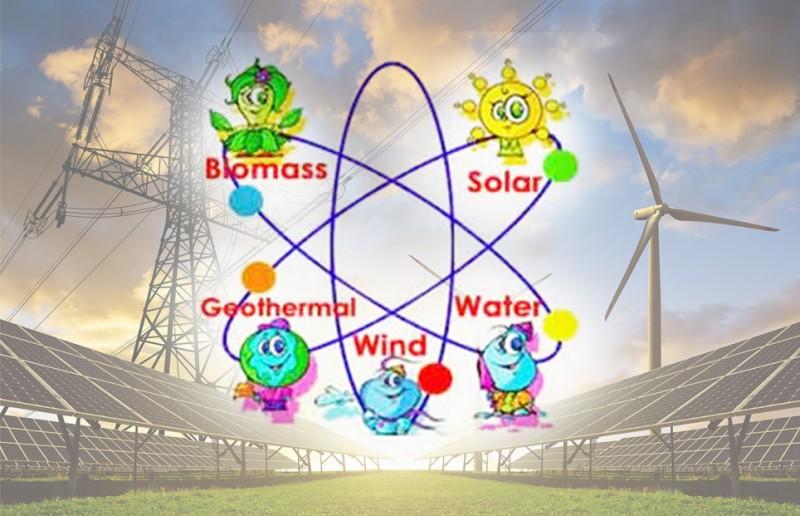 Mengenal Lebih Dekat Energi Terbarukan
