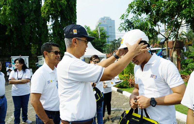 Pastikan Keandalan Listrik Asian Para Games 2018, PLN Gelar Apel Siaga